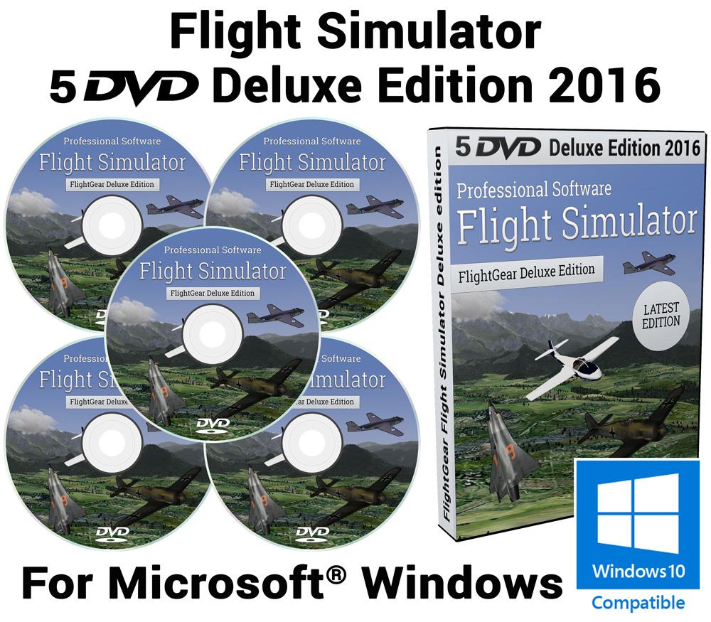 Flightgear Flight simulator Manual