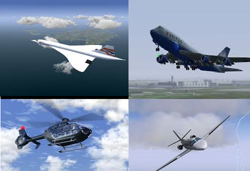 Free Flight Simulator 2018 FlyWings Free Games Download For PC