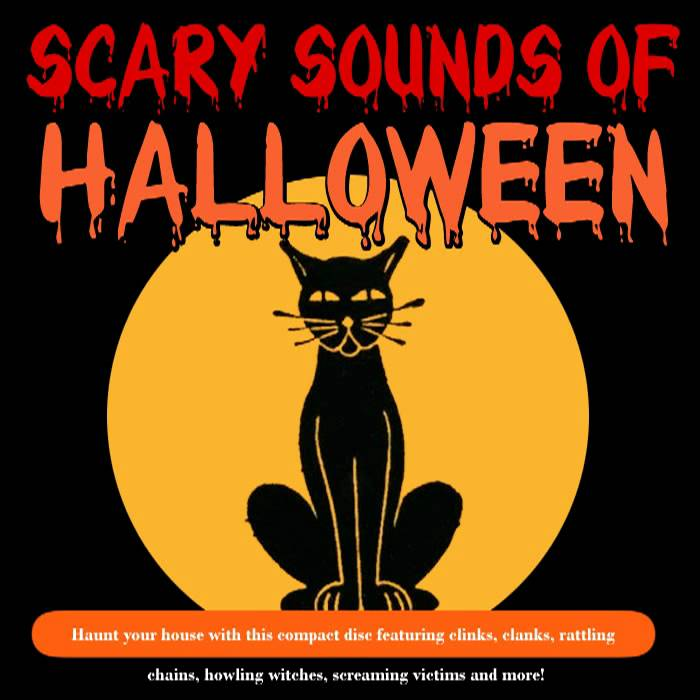 Details about Sounds of Halloween CD | Horror Music Creepy Sounds Evil  Laughs | Party