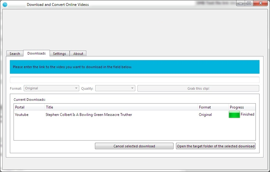 YTMP3 : Youtube Video Downloader and Converter