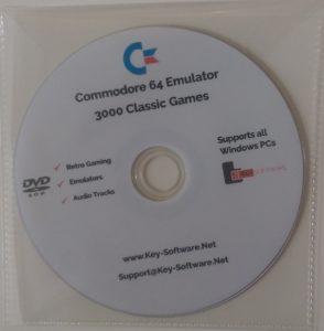 3000 Commodore 64 Classic Games