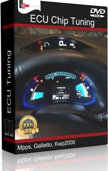 Galletto Software ECU Chip Tuning Files 100.000 Remap Database Mpps Kwp2000